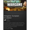 Wargame: European Escalation(Steam Gift  Region Free)