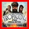 Tropico 4 Steam Special Edition | REGION FREE STEAM KEY