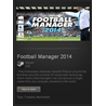 Football Manager 2014 (ROW) - STEAM Gift - Region Free