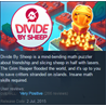 Divide By Sheep Steam gift / ROW / Region free /Global)