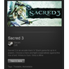Sacred 3 - STEAM Gift - Region Free / ROW / GLOBAL