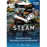 STEAM WALLET GIFT CARD $20 (USD) | Photo | Discounts