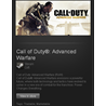 Call of Duty Advanced Warfare STEAM Gift region GLOBAL
