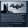 Batman: Arkham Origins STEAM KEY СТИМ ЛИЦЕНЗИЯ &#128142