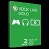 Xbox Live 2-Дня (48часов) ONE RUS/EUR/USA Любой регион
