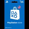 PLAYSTATION NETWORK (PSN) 20$ (USA)