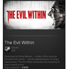 The Evil Within (Steam Gift / Region Free /ROW)