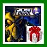 Fallout 2 - CD-KEY - Steam Region Free + ПОДАРОК