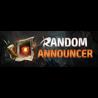 Dota 2 - Random Announcer