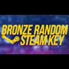 Bronze random steam key / игры от 99р