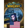 WORLD OF WARCRAFT 30 DAYS TIME CARD [US] + WoW CLASSIC
