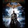 Batman Arkham Asylum GOTY ВСЕ СТРАНЫ Оригинальный Ключ