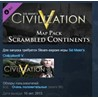 Sid Meiers Civilization V Scrambled Continents Map Pack