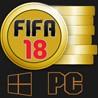 FIFA 18 Ultimate Team PC монеты, 5% за отзыв