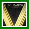 Civilization V 5 - Steam RU-CIS-UA + ПОДАРОК