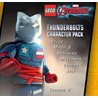 LEGO Marvel´s Avengers Thunderbolts Character ROW STEAM