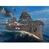 World of Warships Прем Корабли -15% от цены