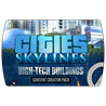 Cities Skylines: Content Creator Pack: High-Tech Buil