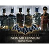 Batman Arkham Origins Millennium Skins (Steam) -- RU