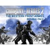 COH 2 The West. Front Double  Pack (steam) -- RU