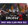 Total War Shogun 2 Ikko Ikki Clan Pack DLC Steam -- RU