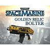 War. 40k Space Marine Golden Relic Bolter Steam -- RU