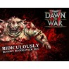 War. 40k Dawn of War II Ridiculously Pack Steam -- RU