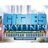 Cities: Skylines: European Suburbia  (Steam/Русский)