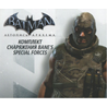 Batman:Arkham Origins - Bane´s Special Forces Steam Key