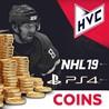 МОНЕТЫ NHL 19 PS4 HUT Coins|Низкая цена|Быстро|+5%