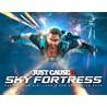 Just Cause 3 DLC Sky Fortress Pack (Steam key) -- RU