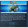 LEGO Marvel Super Heroes Asgard Pack STEAM KEY ЛИЦЕНЗИЯ