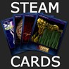 Набор карточек Steam + 100 XP | Steam Trading Cards