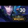 Игровое время 30 дней Wow US (+Wow Classic)