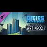 DLC Cities Skylines: Content Creator Pack: Art Deco(RU)
