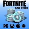 Fortnite - 1000 V-Bucks ключ (PC PSN Xbox One)