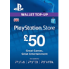PLAYSTATION NETWORK (PSN) - ?50 GBP (UK) ?? СКИДКИ