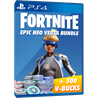 (FORTNITE) - Neo Versa + 500 V-Bucks PSN PS4