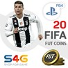 ? FIFA 20 Ultimate Team (PS4) Coins - Монеты ФИФА20 ПС4