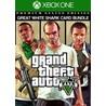 ? Grand Theft Auto V: Premium +Белая акула XBOX Ключ ??