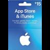 iTunes Gift Card $15 USA ?? ??