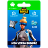 ?? FORTNITE ?? ? NEO VERSA BUNDLE ? 2000 V-BUCKS PS4 EU