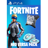 Fortnite Neo Versa + 500 V-Bucks (только для PS4)