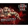 Warhammer 40,000: Dawn of War II: Retribution: Ridiculo