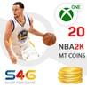 ?? NBA2k20 MT Coins (XB1) - Монеты для My Team НБА