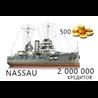 Инвайт ссылка Nassau + 500 дублонов и 2 000000 кредитов