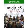 Assassin?s Creed Triple Pack (Набор AC) - Xbox One ключ