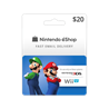 NINTENDO eShop $20 GIFT CARD (US)
