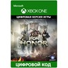 For Honor Standard Edition XBOX One ключ