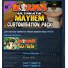 Worms Ultimate Mayhem Customization Pack DLC STEAM KEY